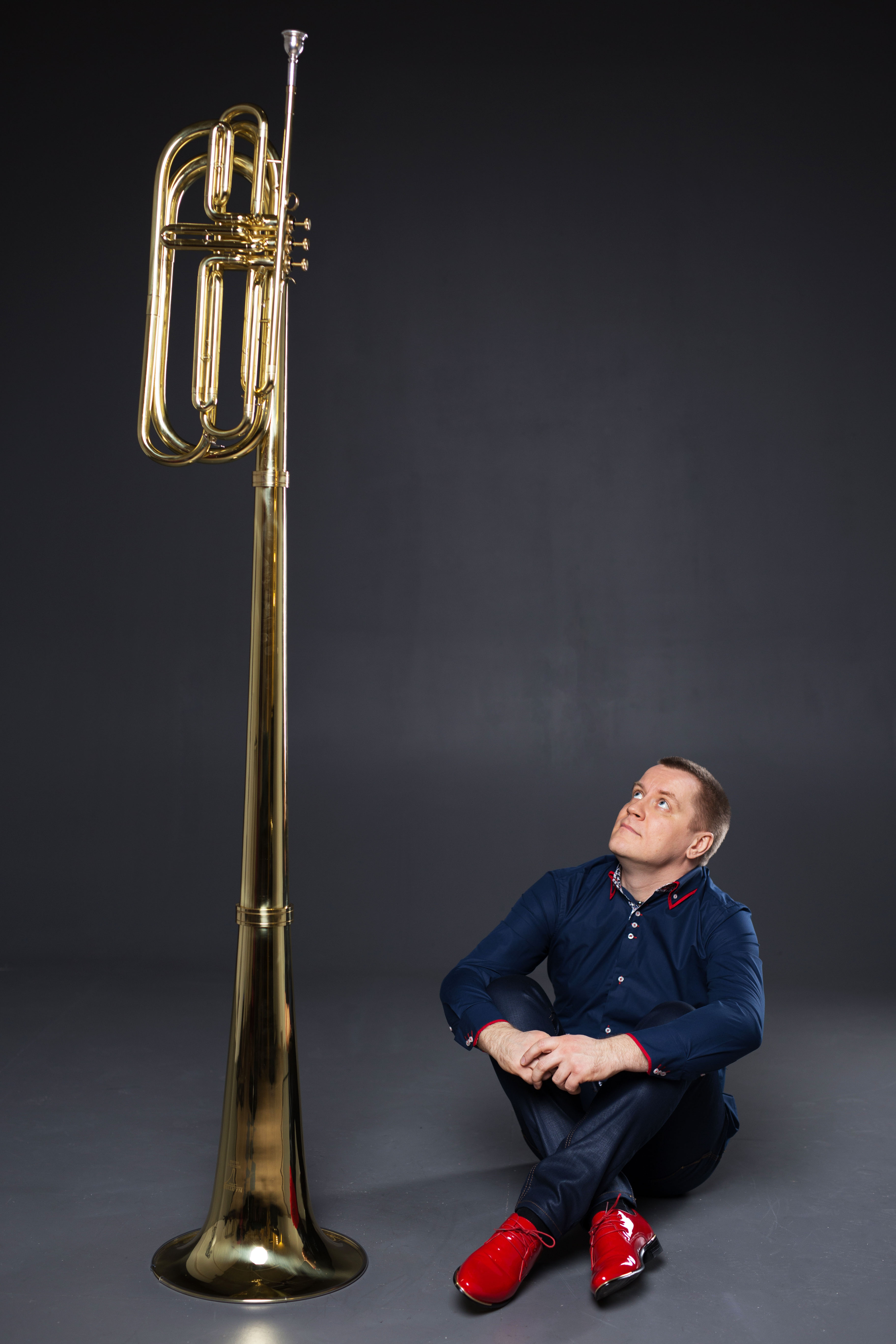 showbrass.lv :: Lowest Trumpet in the world ...